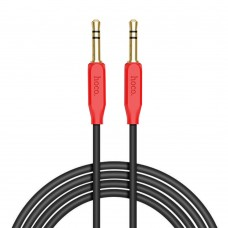 AUX кабель  Hoco  UPA11 1m красный