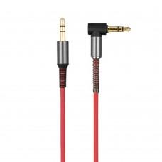 AUX кабель  Hoco  UPA02 1m красный