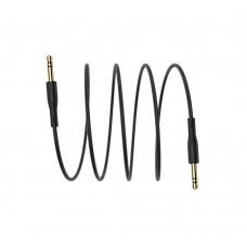 AUX кабель  Borofone  BL1 1m чёрный