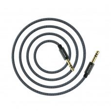 AUX кабель  Borofone  BL3 1m серый