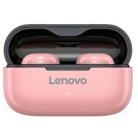 Беспроводные наушники Lenovo LP11 розовые