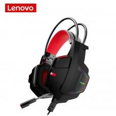 Наушники накладные игровые Lenovo HU85 чёрные