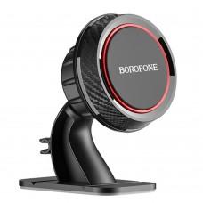 Автодержатель  Borofone  BH13 чёрно-красный