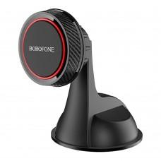 Автодержатель  Borofone  BH14 чёрно-красный