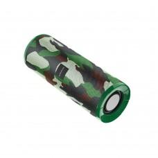 Беспроводная колонка  Borofone  BR1 зелёная-хаки