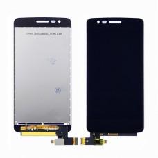 Дисплей  для LG  K8 (2017) X240 Dual Sim с чёрным тачскрином