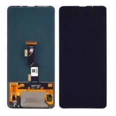 Дисплей  для XIAOMI  Mi Mix 3 с чёрным тачскрином OLED