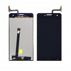 Дисплей  для ASUS  Zenfone 5 (A500CG) с чёрным тачскрином