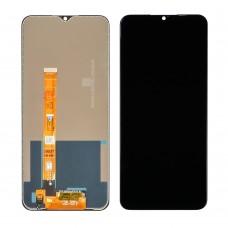 Дисплей для Oppo A5 (2020)/A9 (2020)/A31 с чёрным тачскрином
