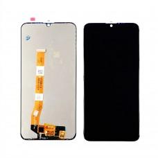 Дисплей для Realme C2 с чёрным тачскрином