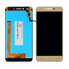 Дисплей  для LENOVO  A6020a40 Vibe K5 с золотистым тачскрином