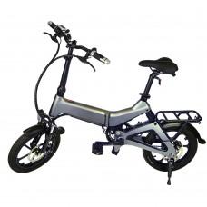 "Электровелосипед  NAKXUS  16KF1, колеса 16"", складной, моторколесо 250W, аккумулятор 36V 6Ah (216Wh)"